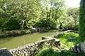 Vue depuis le château Lascours 16 ème siècle près de Laudun-l'Ardoise.JPG