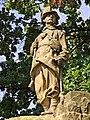Vysokov Pomník prusko rakouská války 1866 Myslivec 3.jpg