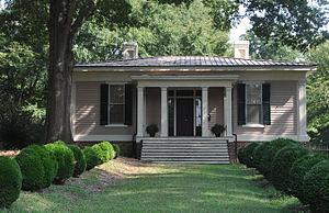 Williamson House (Louisburg, North Carolina) - The historic Williamson House in Louisburg, North Carolina.
