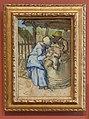 WLANL - Pachango - De schapenscheerster (naar Millet), Vincent van Gogh (1889).jpg