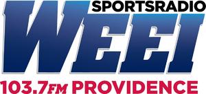 WVEI-FM - Former logo of the radio station