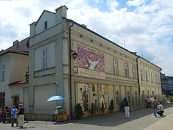 Wadowice, dom Jana Pawła II