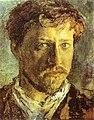 Walentin Aleksandrovich Serov Self-Portrait, 1880s.jpg