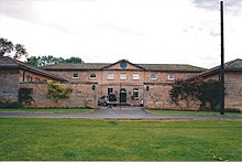 Wallingwells Hall's Stables After Their Conversion into a House (2004)