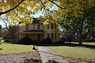 University of Mississippi Museum - Walton-Young House