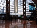 Wan Chai North 灣仔北 HKCEC interior 香港會展 Convention Road Expo Drive exit glass wall window January 2019 SSG 02.jpg