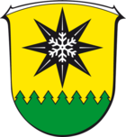 Coat of arms of the municipality of Willingen (Upland)