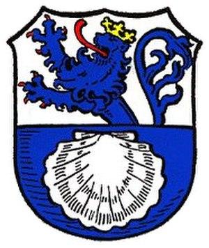 Obermoschel - Image: Wappen obermoschel