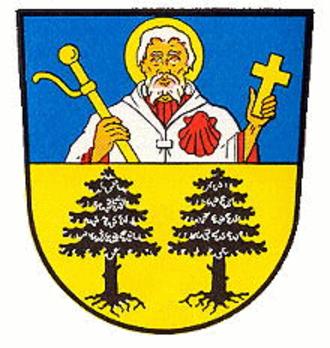 Tschirn - Image: Wappen von Tschirn