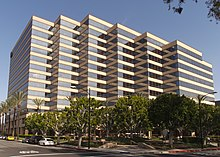Warner studios office building burbank.jpg