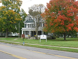 National Register of Historic Places listings in Marion County, Ohio - Image: Warren G. Harding House
