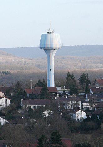Mühlacker - Water tower