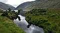 Water flowing from Glencullin Lough and Doo Lough, Connemara, Ireland.jpg