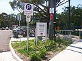 Waterfall railway station carpark signs.jpg