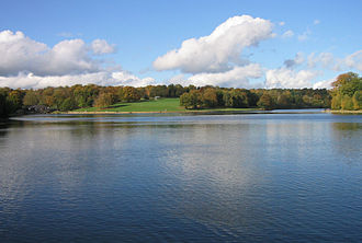 Roundhay - Waterloo Lake, Roundhay Park