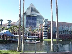Walt Disney World Dolphin - Image: Wdw dolphin hotel