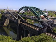 Wearmouth Bridge, Sunderland
