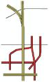 Wegen lijn objecten zonder merge en zonder join.PNG