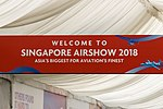 Welcome to Singapore Air Show (26330175948).jpg