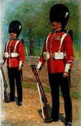 Welsh Guards by Harry Payne