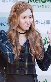 Wendy Son - 2016 Gaon Chart K-pop Awards red carpet.jpg
