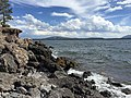West Thumb of Yellowstone Lake (23757487113).jpg