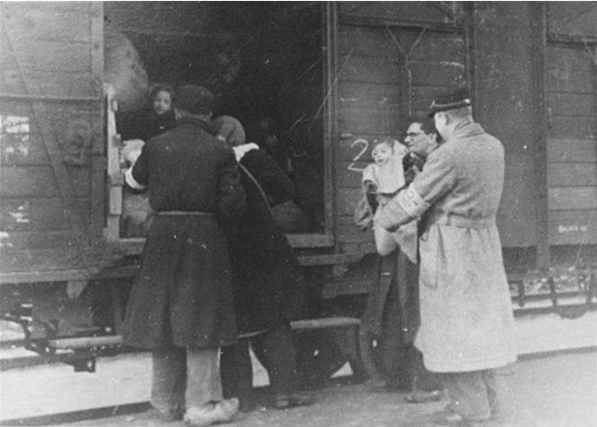 Westerbork deportation