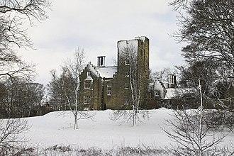 Thomas Henry Wyatt - Westerdale Hall, February 2008