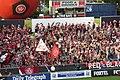 Western Sydney Wanderers Fans, 23 March 2014.jpg
