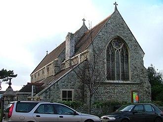 Westgate-on-Sea - St Saviour's Church