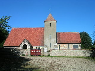 Westhampnett village in the United Kingdom