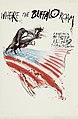 Where the Buffalo Roam (1980 film poster, Ralph Steadman illustration).jpg