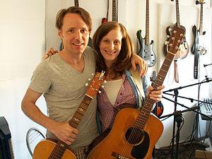 Whitehorse (band) - Melissa McClelland and Luke Doucet