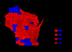 Wisconsin gubernatorial election, 2010 - Image: Wi gov 2010