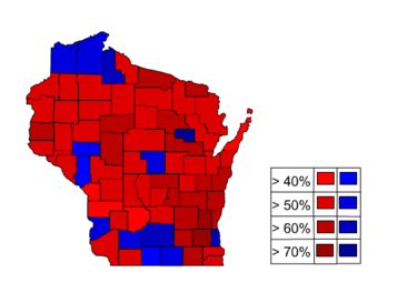 Wisconsin Gubernatorial Election 2010  Wikipedia