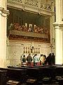 Wien I Minoritenkirche Letztes Abendmahl 7209 201703.jpg