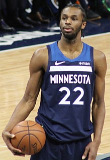 Andrew Wiggins Canadian basketball player