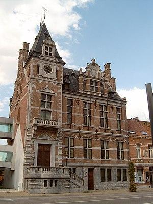 Wijnegem - monumental building