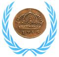 WikiProject Numismatics Scandinavian and Finnish coins taskforce concept logo (2017).png