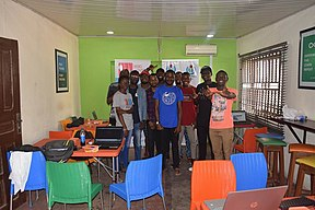 Wiki Loves Africa 2019 Upload Session in Ilorin 07.jpg