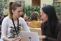 Wikimedia Hackathon 2017 IMG 4741 (33999647153).jpg