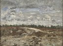 Wild Country in the Forest of Fontainebleau (Carl Fredrik Hill) - Nationalmuseum - 18869.tif
