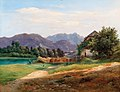 Wilhelm Steinfeld - Landscape with Stored Timber.jpg