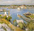 Willard Leroy Metcalf - Gloucester Harbour (1895).jpg