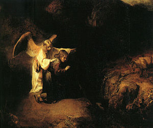 Willem Drost - The Vision of Daniel, 1650, Gemäldegalerie, Berlin