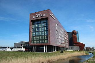 Hilton Garden Inn - Image: Willem Einthovenstraat 3 Oegstgeest