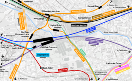 Willesden Junction map with Old Oak Common.png