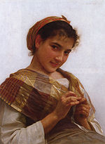 William-Adolphe Bouguereau (1825-1905) - Young Girl Crocheting (1889).jpg