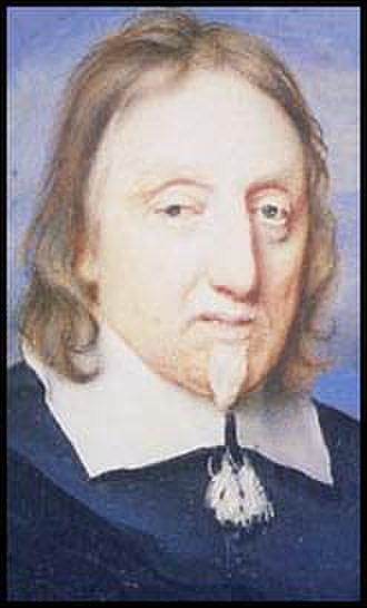 William Lenthall - Lenthall in about 1652