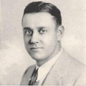 Nebraska Cornhuskers men's basketball - William H. Browne, c. 1938